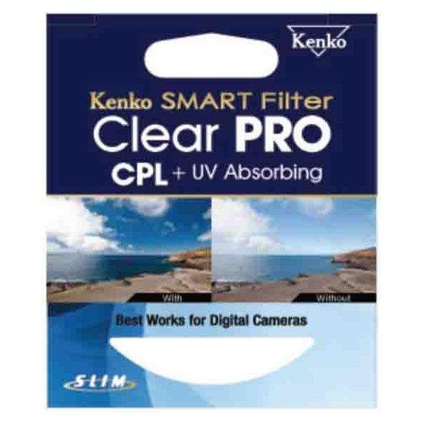 Kenko Clear pro C-PL + UV 40,5mm