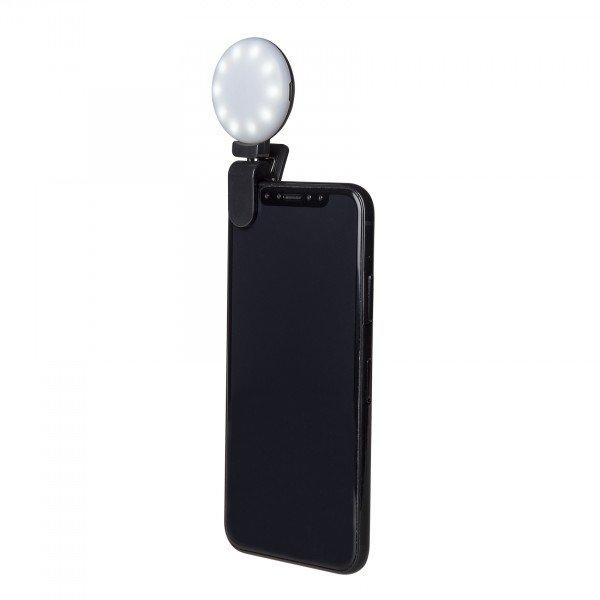 Celly selfie flash light zwart