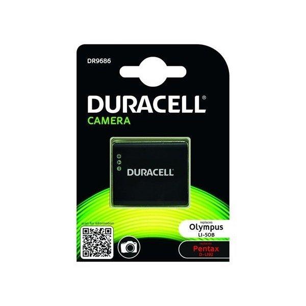 Duracell Olympus LI-50B & Pentax D-LI92