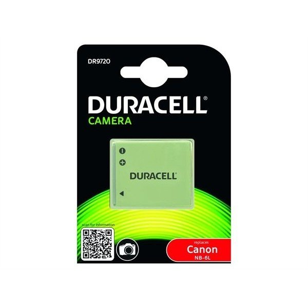 Duracell Canon NB-6L