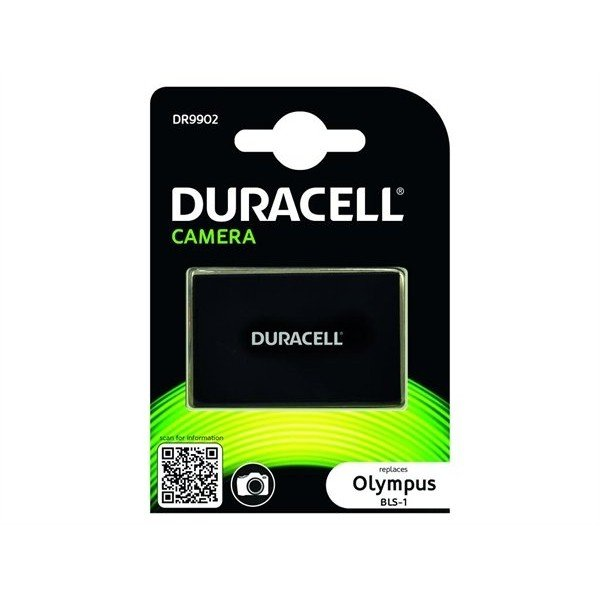 Duracell Olympus BLS-1