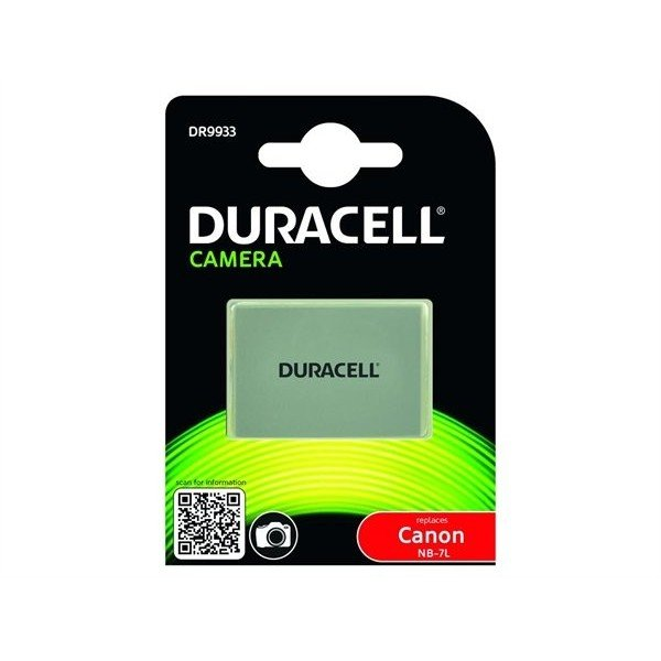 Duracell Canon NB-7L