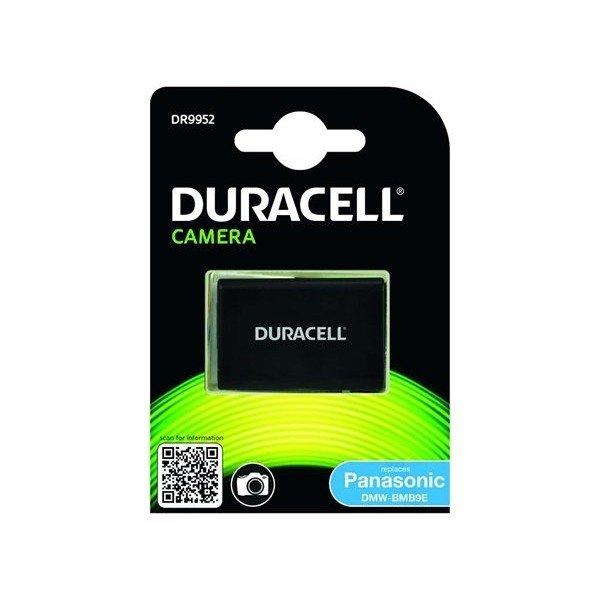 Duracell Panasonic DMW-BMB9E