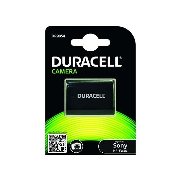 Duracell Sony NP-FW50