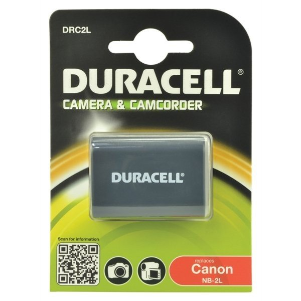 Duracell Canon NB-2L
