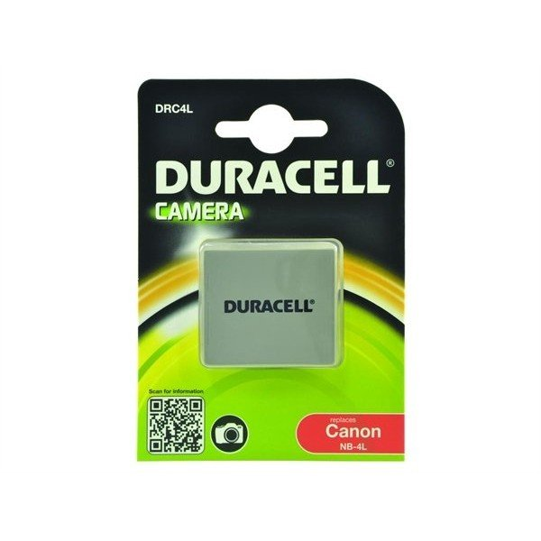 Duracell Canon NB-4L