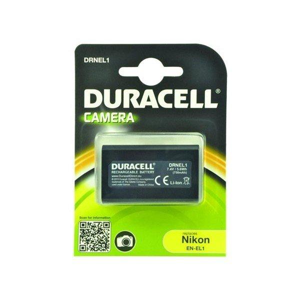 Duracell Nikon EN-EL1