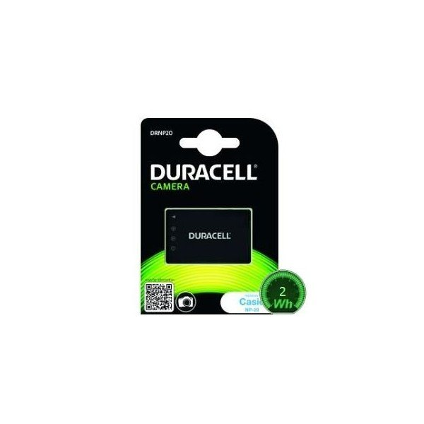 Duracell Panasonic DMW-BLC7