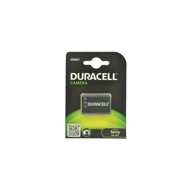 Duracell Sony NP-BY1