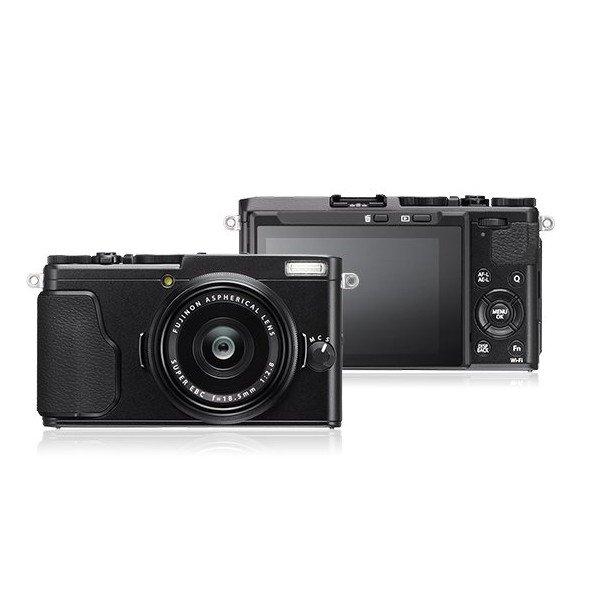 Fujifilm FINEPIX X70 zwart