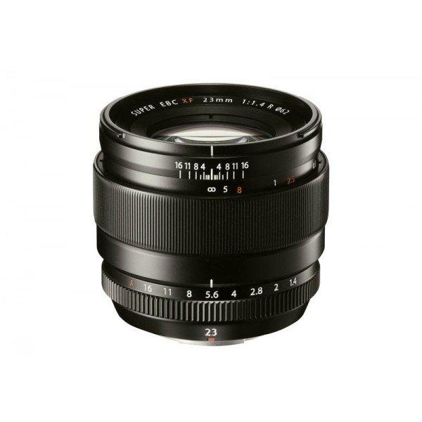 Fujifilm Fujinon XF23mm/1.4 ZWART