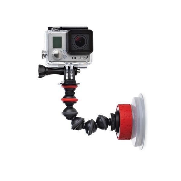 Joby Suction Cup & Gorillapod Arm GoPro Zuignap