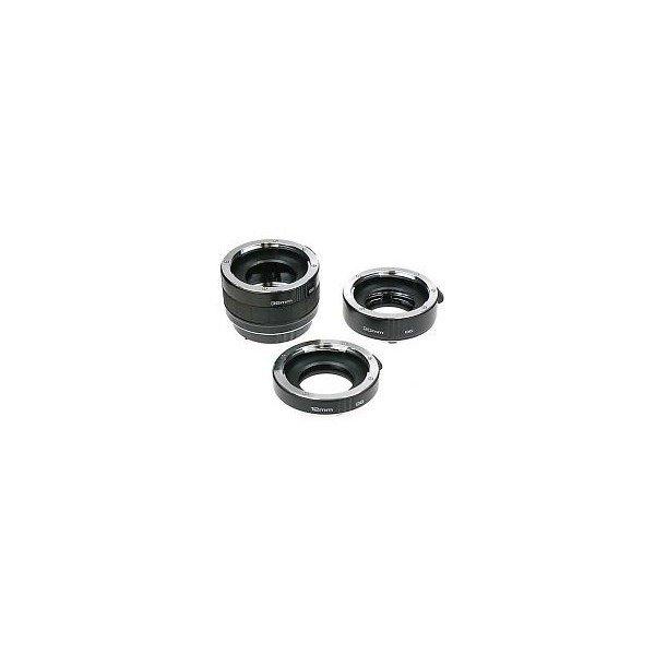 Kenko Tussenringenset Sony AF (set van 3 ringen)