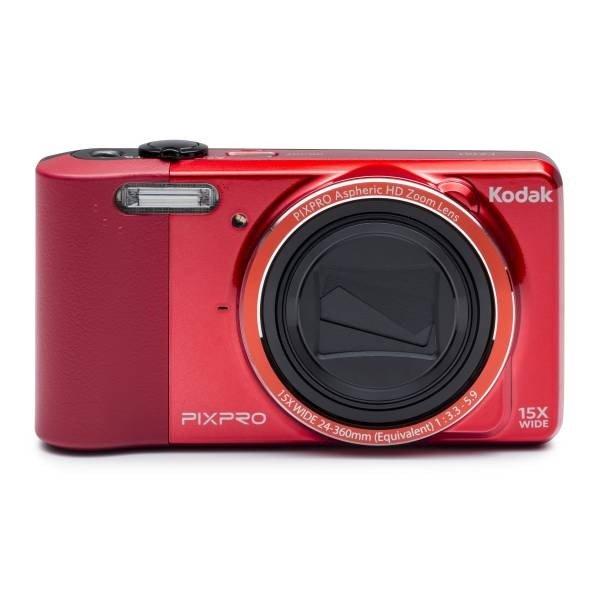Kodak PixPro FZ151 rood