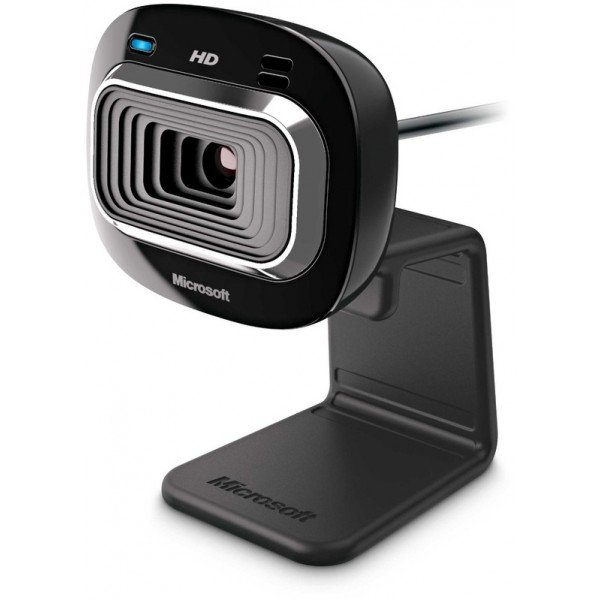 Microsoft Lifecam HD3000 webcam