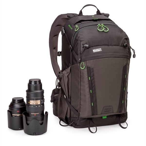 MindShift BackLight™ 26L photo daypack - charcoal