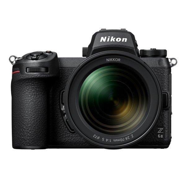 Nikon Z6 II + 24/70 4.0 + adapter