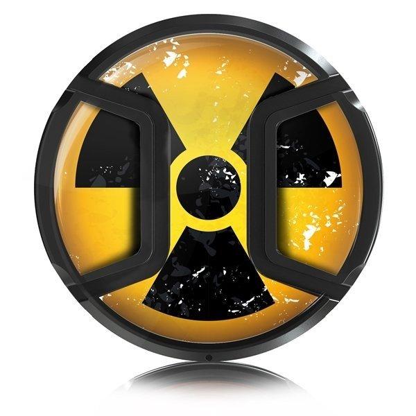 Kaiser Lens cap snap-on style nuclear 77mm