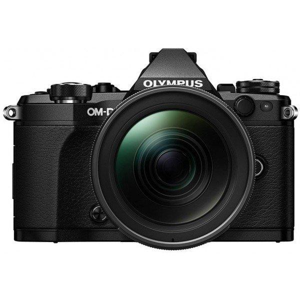 Olympus E-M5II+12-40mm ED zwart