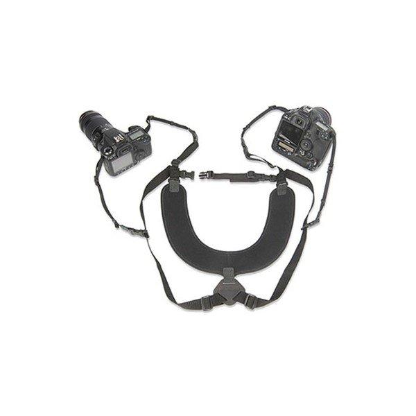 Op/Tech Dual Harness Strap Camera Harnas