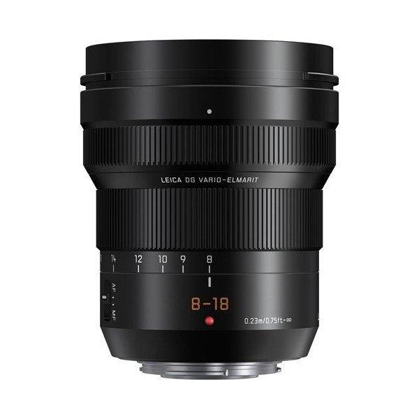 Panasonic 8-18mm f/2.8-4.0 Leica DG Vario-Elmarit