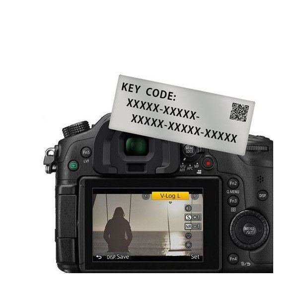 Panasonic DMW SFU1GU vlogcode GH4/5 FZ2000