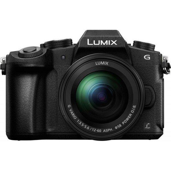 Panasonic Lumix DMC-G80+12-60/3.5-5.6