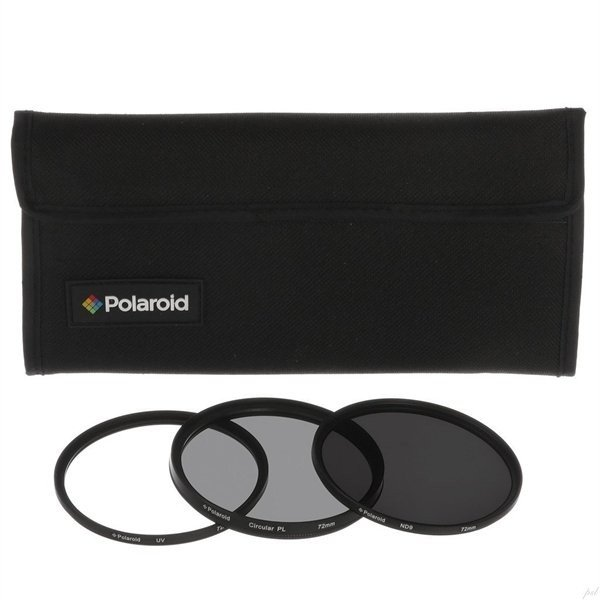 Polaroid 40,5mm filter kit - 3 stuks