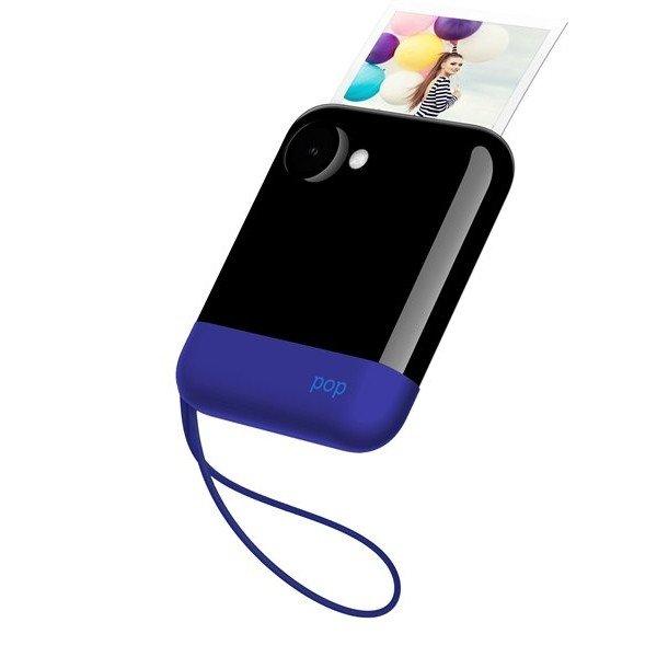 Polaroid POP instant digital camera blue
