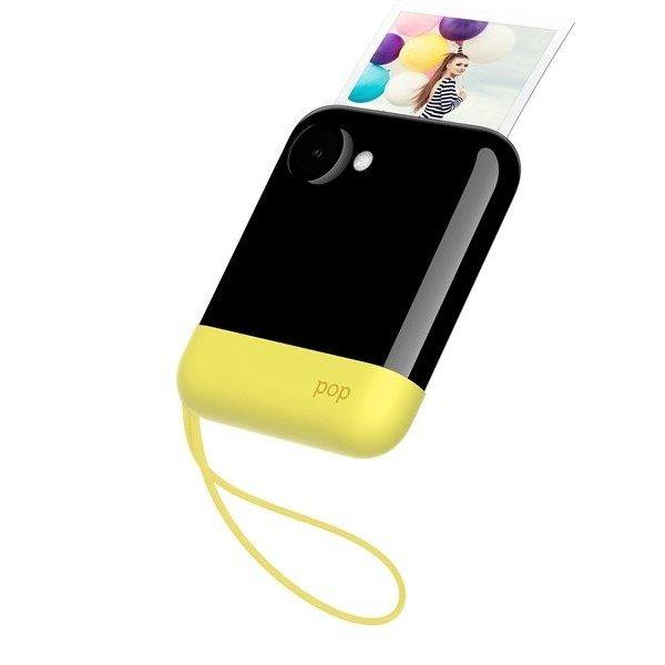 Polaroid POP instant digital camera yellow