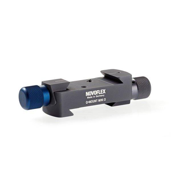 Novoflex Q=MOUNT mini D snelkoppeling