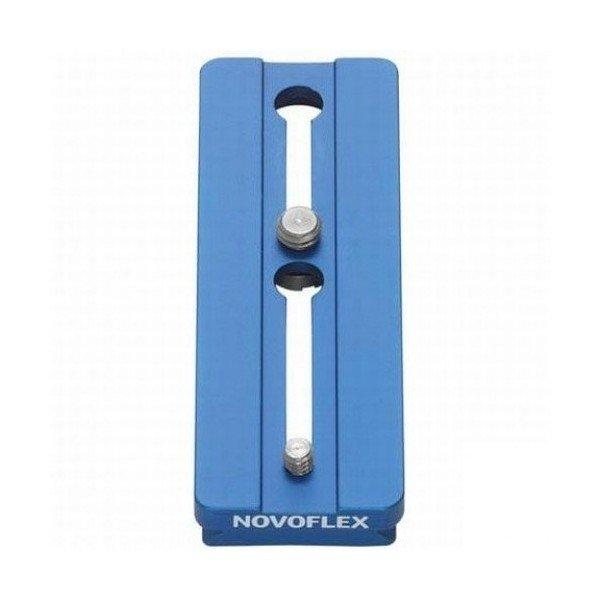 """Novoflex Snelkoppelplaat 120mm incl. 1/4"""""""" en 3/8"""""""" schroef"""