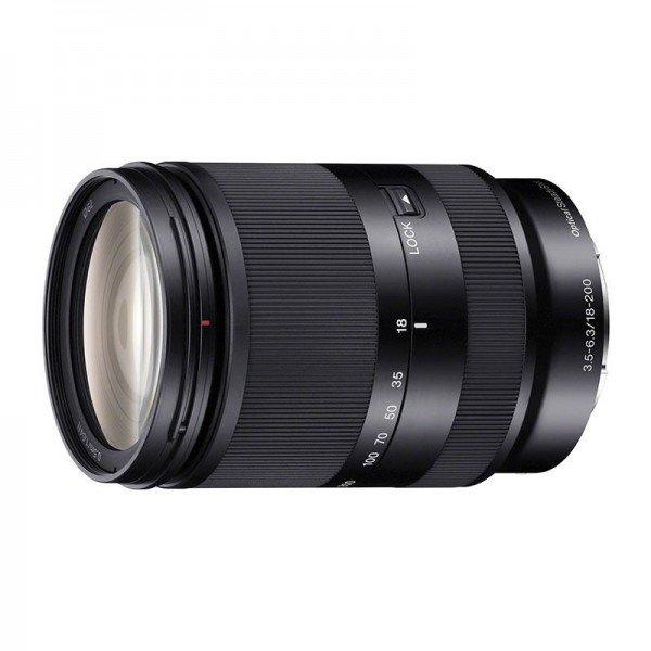 Sony SEL 18-200 NEX