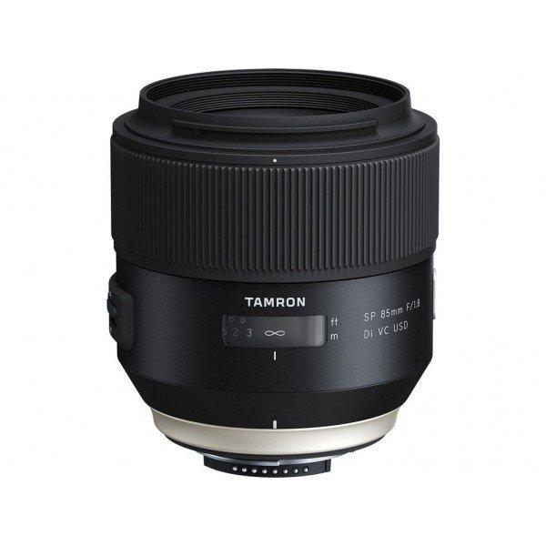 Tamron 85MM/1.8 Di VC USD Canon vatting