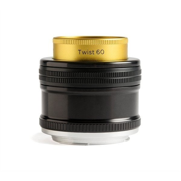 Lensbaby Twist 60 Canon