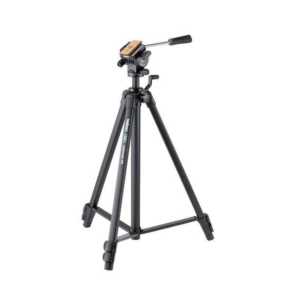 Velbon Videomate 438 F Video Statief met PH-248 statiefkop