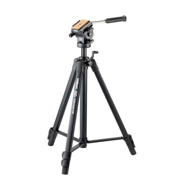Velbon Videomate 638 F Video Statief met PH-368 statiefkop