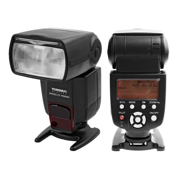 Yongnuo Speedlight YN565II voor Nikon