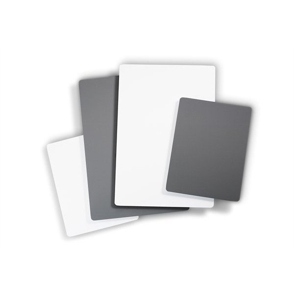 Novoflex Grijs/wit kaart 21x30cm