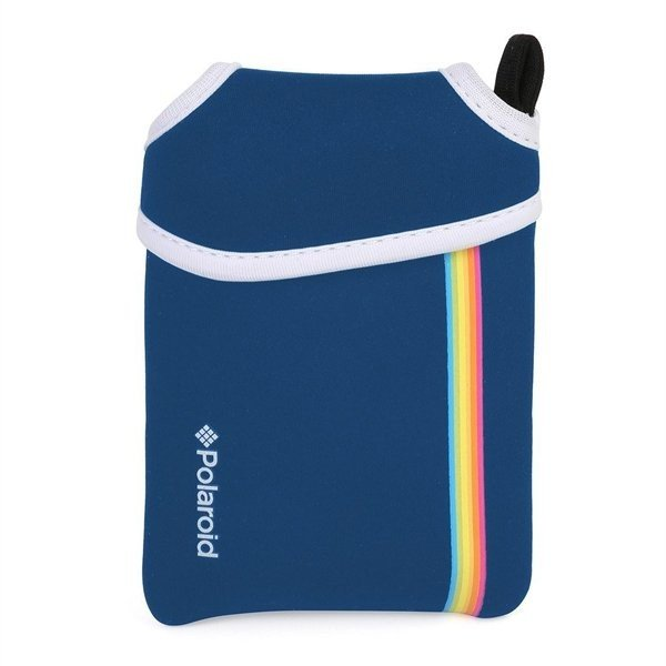 Polaroid Zip neopreen case blue