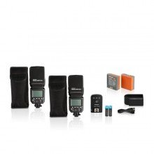 Hahnel Modus 600 RT Mark II Pro Kit Canon