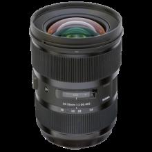 Sigma 24-35/2.0 HSM DG voor Nikon