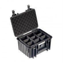 B&W Outdoor.cases Verdelerset type 2000