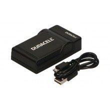 Duracell USB lader voor Olympus LI-50B /NP-BK1