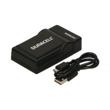 Duracell USB lader voor GoPro 5, 6 en 7