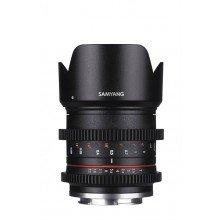 Samyang 21mm T1.5 cine ED AS UMC CS Canon M