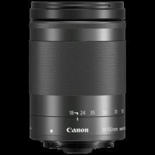 Canon EF-M 18-150/3.5-6.3 IS STM zwart