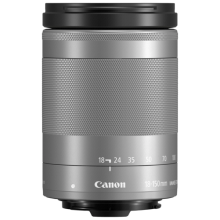 Canon EF-M 18-150/3.5-6.3 IS STM zilver