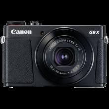 Canon PowerShot G9X Mark II zwart