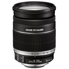 Canon EF-S 18-200mm f/3.5-5.6 IS Occasion